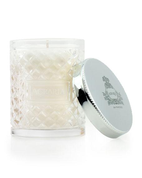Lavender & Rosemary Crystal Cane Candle, 3.4 oz.