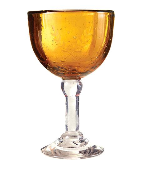Saffron Vino Blanco Goblet
