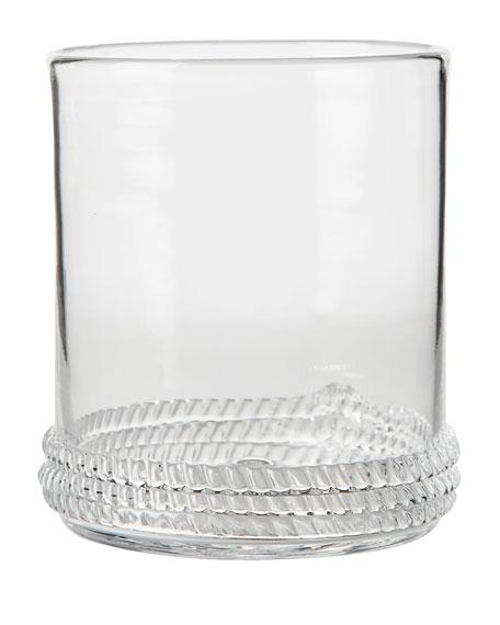 Juliska Dean Double Old Fashioned Glass