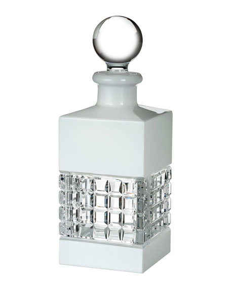 London White Decanter