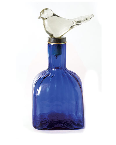 Azul Pajaro Decanter