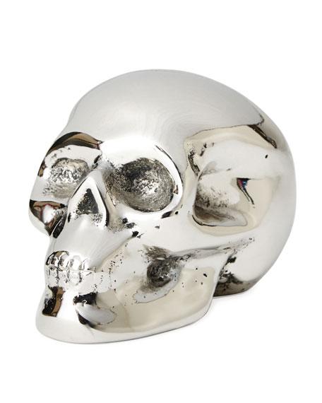 Santo Catarino Skull Paperweight