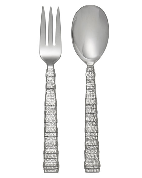 Gotham Servers, 2-Piece Set
