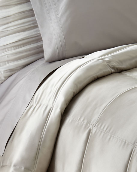 Queen 510 Thread Count Flat Sheet