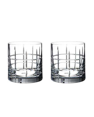 Street Double-Old Fashioneds, Set of 2