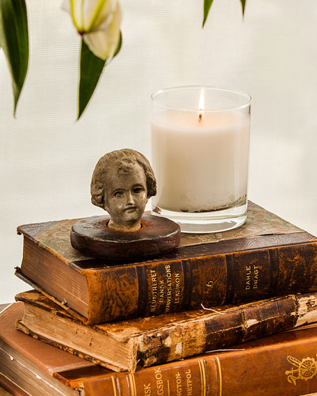 Santo Nino Scented Candle