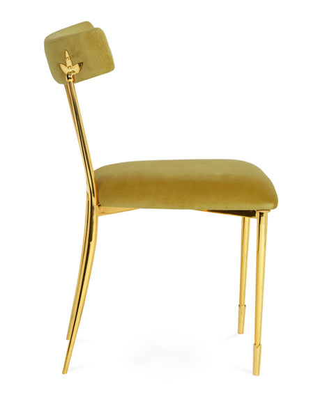 Golden Rider Dining Chair