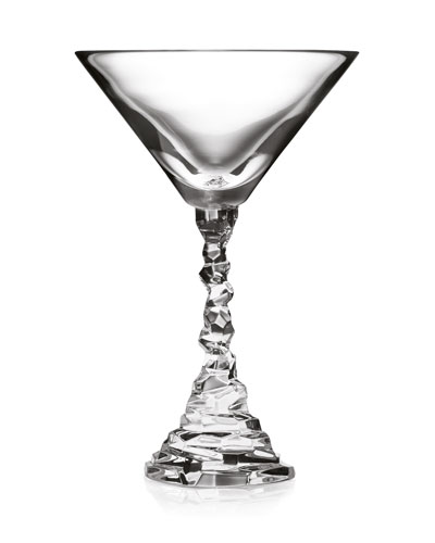 Rock Martini Glass