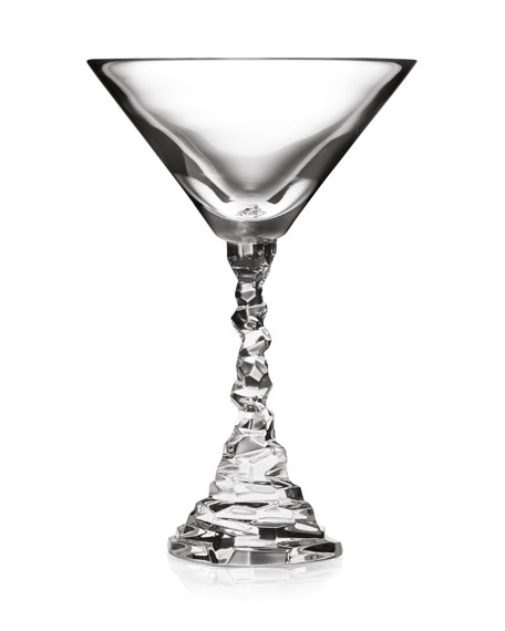 Rock Martini Glass