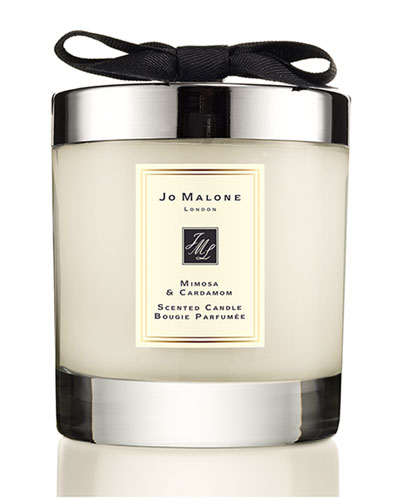 Mimosa & Cardamom Home Candle  200g