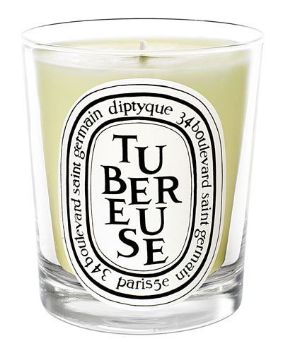 Tuberose Scented Candle  190g