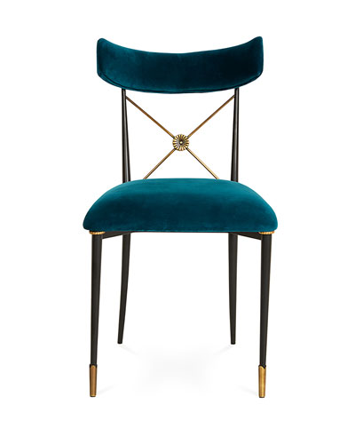 Dining Chairs dining chairs : leather & acrylic dining chairs at neiman marcus