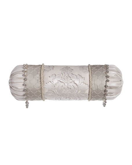 Vasari Neck Roll Pillow