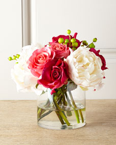 John Richard Collection Sweet Treat Faux Floral Arrangement
