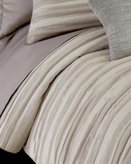 Donna Karan Home Full/Queen Tidal Duvet Cover