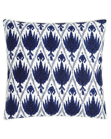 Casablanca Ikat Pillow, 20