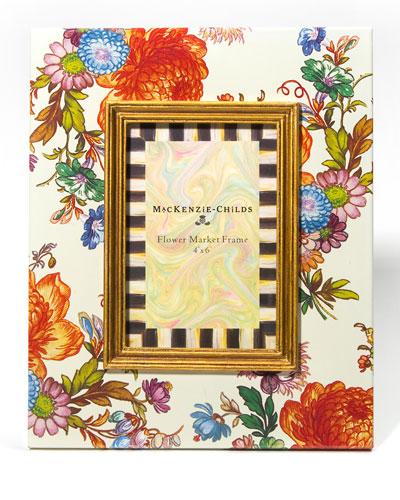 Flower Market Frame, 4