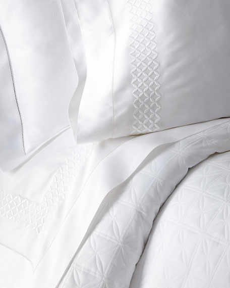 Two Standard 300TC Avalon Pillowcases