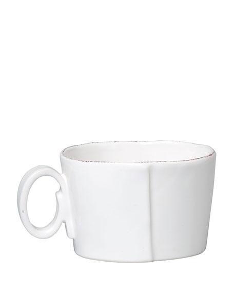 Lastra White Jumbo Cup