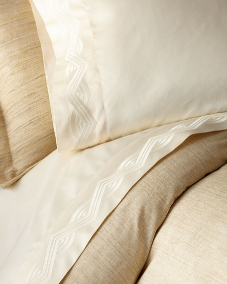 Two Standard Lauren Pillowcases