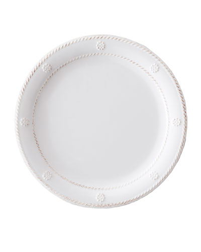 Berry & Thread Melamine Whitewash Dessert/Salad Plate