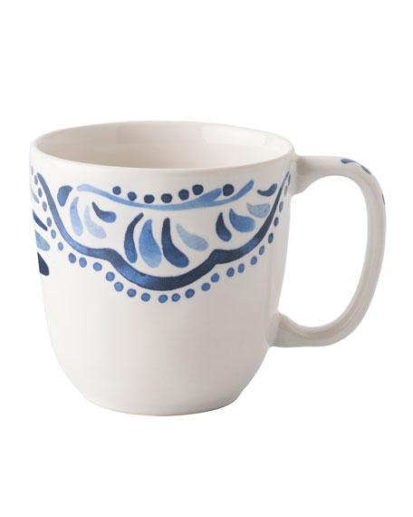 Juliska Iberian Indigo Cofftea Cup