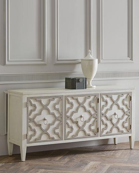 Hooker Furniture Beale 3Door Credenza