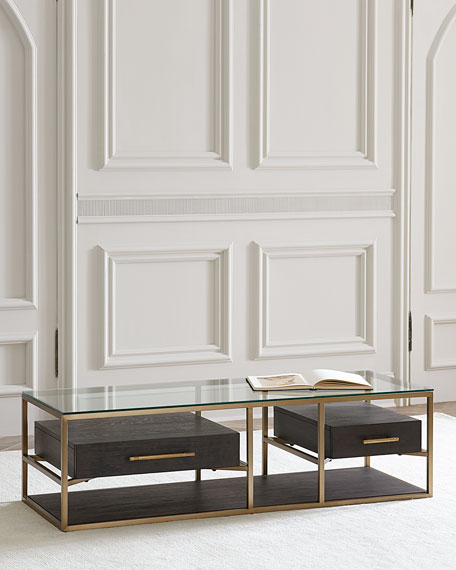 Vedetta 2-Drawer Coffee Table