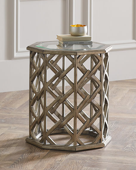 Brucie End Table