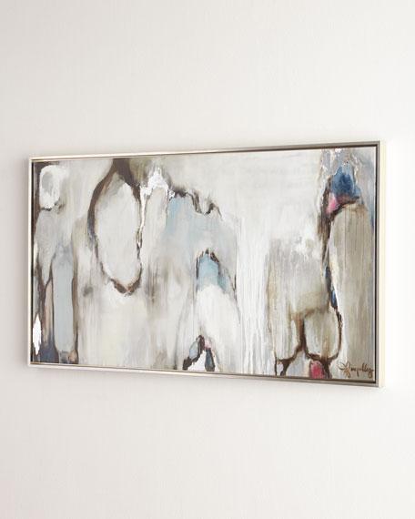 """Ebb Flow"" Giclee on Canvas Wall Art"