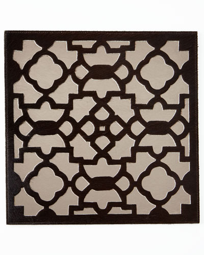 Casablanca Brown/Pewter Placemat