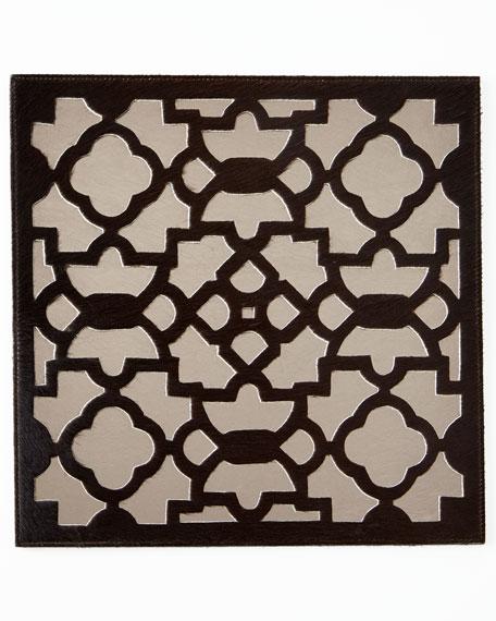 Casablanca Brown/Pewter Placemat
