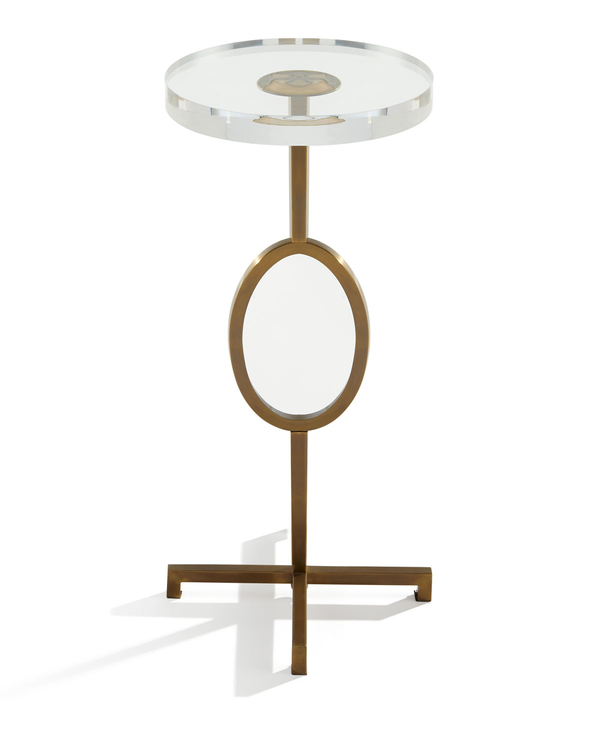 John Richard Collectionjett Jr Martini Side Table