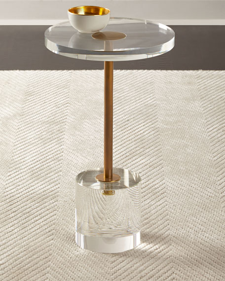 John Richard Collection Kaso Martini Side Table