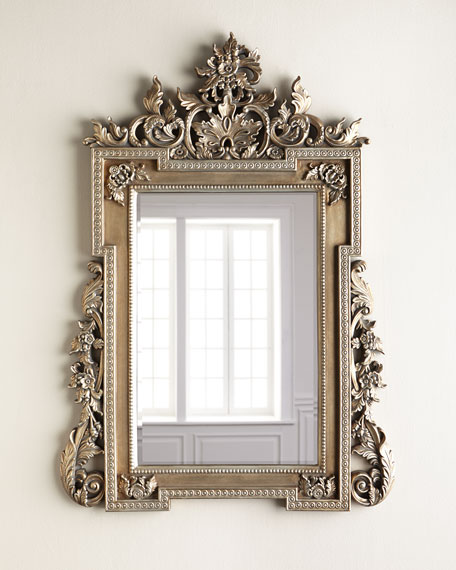 Ornate Traditional Mirror