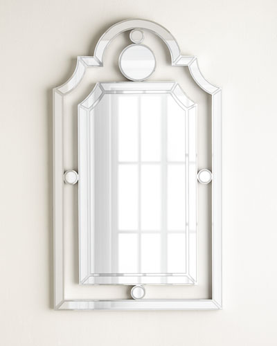Wall Decor Mirror decorative wall mirrors & floor mirrors at horchow