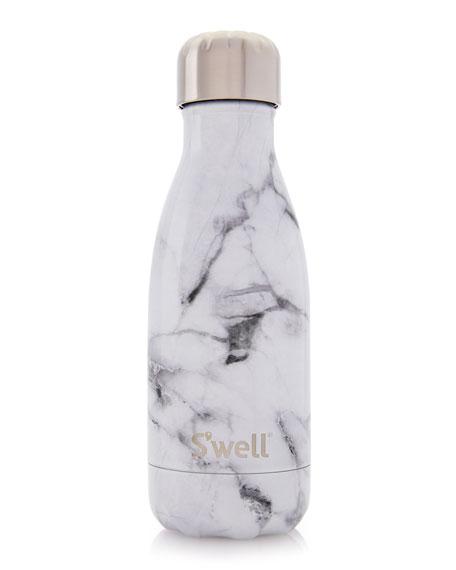 """White Marble"" 9-oz. Reusable Bottle"
