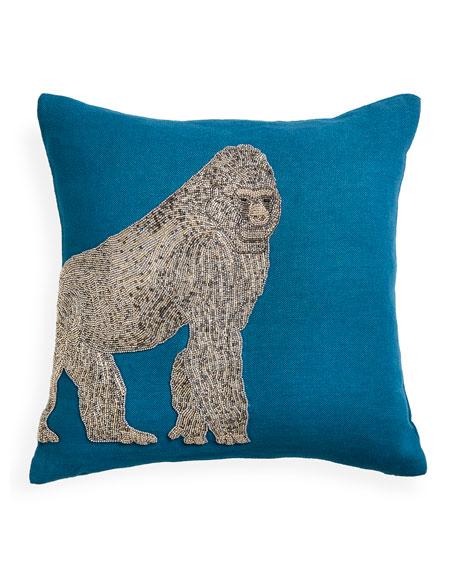 Zoology Gorilla Pillow