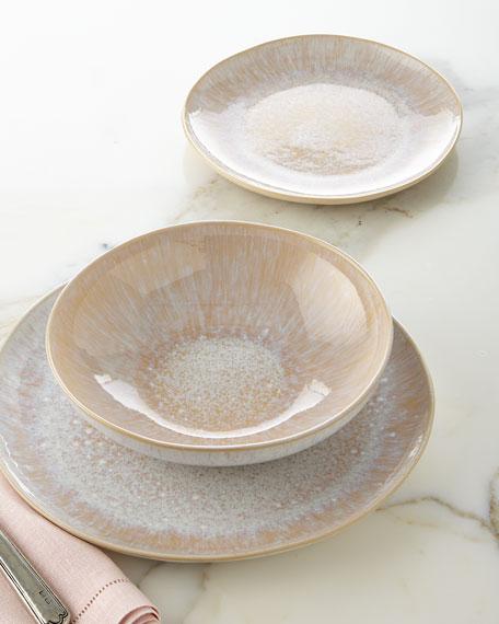 Ibiza Sand Salad Plates, Set of 4