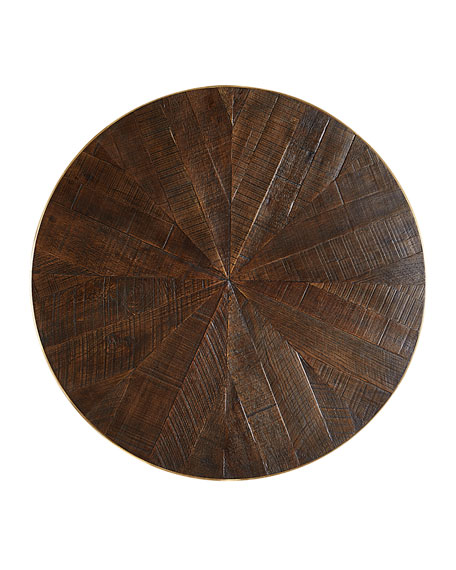Lucas Round Coffee Table