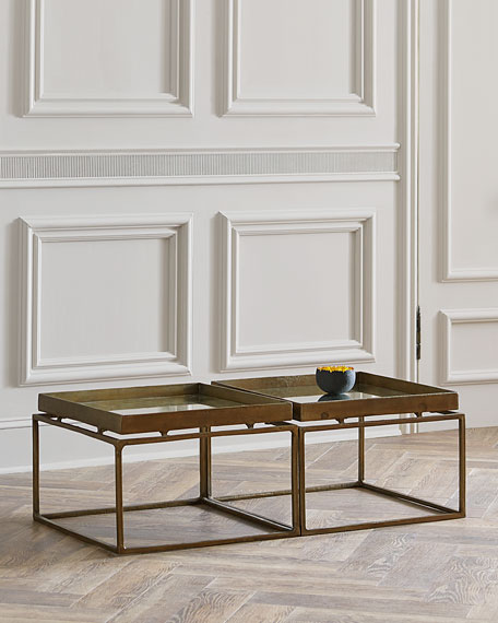 Superbe Jacob Bunching Coffee Table