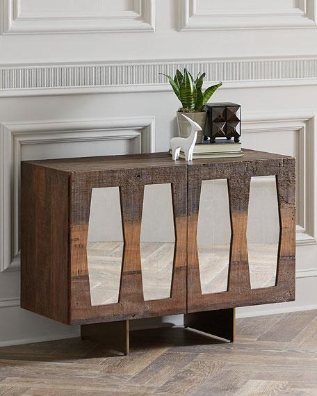 Kaylee 2-Door Cabinet