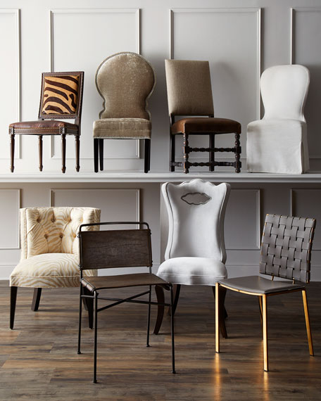 Nicholas Leather Dining Chair