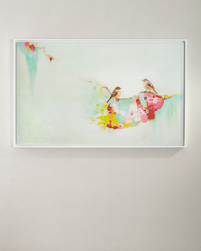 I Will See You Again Giclee on Canvas Wall Art