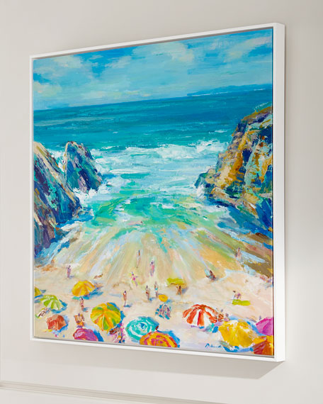 Praia Pequina Giclee on Canvas Wall Art