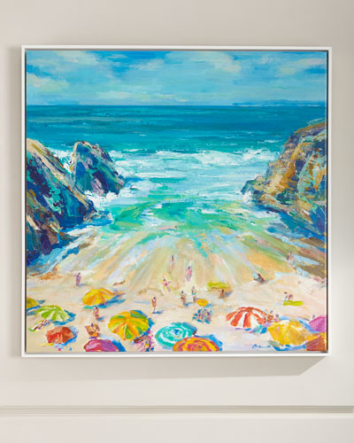 Praia Pequina Giclee