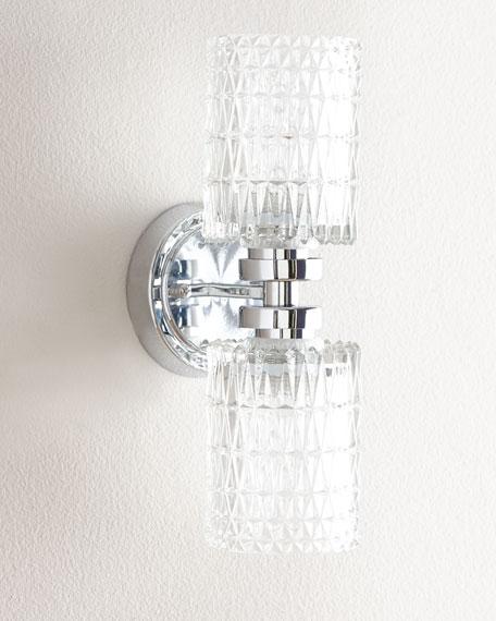 Giada Crystal Wall Sconce