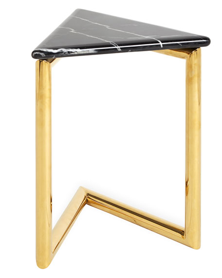 Ultra Triangular Side Table
