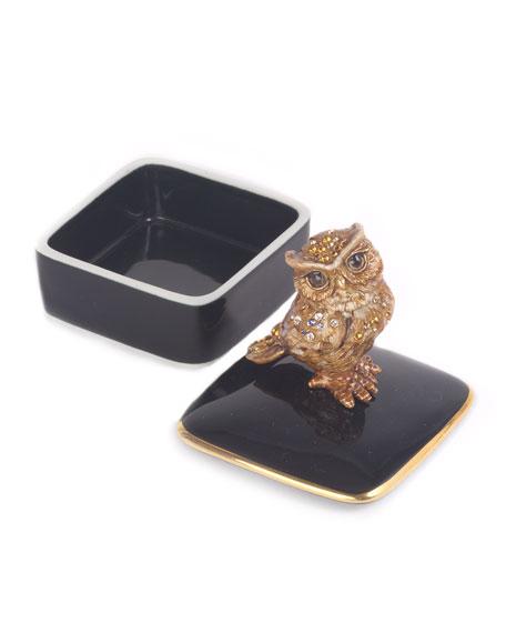 Seymour Owl Box