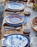 Le Panier White/Delft Blue Side Plate